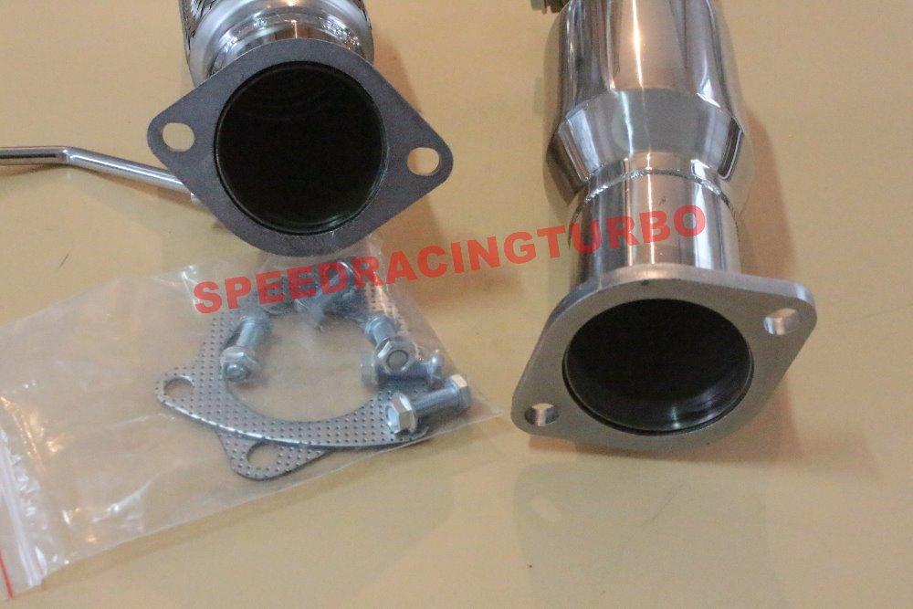 Ispušni sustav za ispupčenje za FIT AUDI TT QUATTRO / S3 225 1.8T - Auto dijelovi - Foto 3