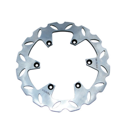 Motorcycle Racing Rear Brake Disc Rotor For Suzuki DRZ SM 400 2005-2009 RM 125 RM 250 1999-2009 front brake disc rotor bracket for rm 125 rm250 96 97 98 99 00 01 02 03 04 05 06 07 08 09 10 11 12 drz s e 400 oversize 270mm