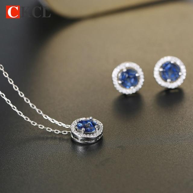30b61ea94fd4 La novia de La joyería fina joyas para las Mujeres Partido regalo joya  collares pendientes 3