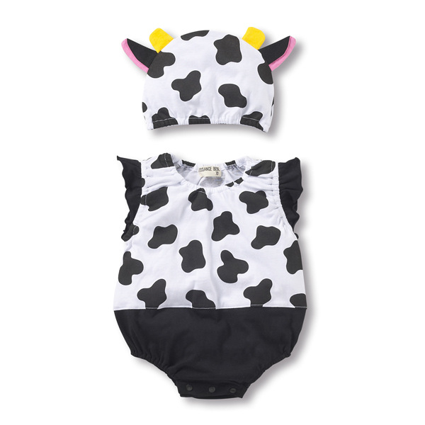 Lovely New baby boy girl rompers Newborn Infant Toddler Boy Girl Summer clothes Romper cotton Jumpsuit