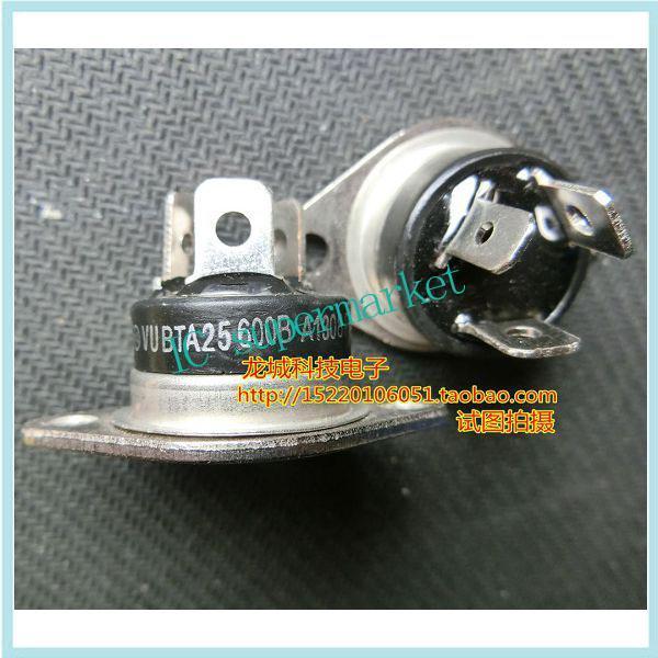 BTA25600B thyristor bidirectionnel 25 RD-91 BTA25-600B BTA25BTA25600B thyristor bidirectionnel 25 RD-91 BTA25-600B BTA25