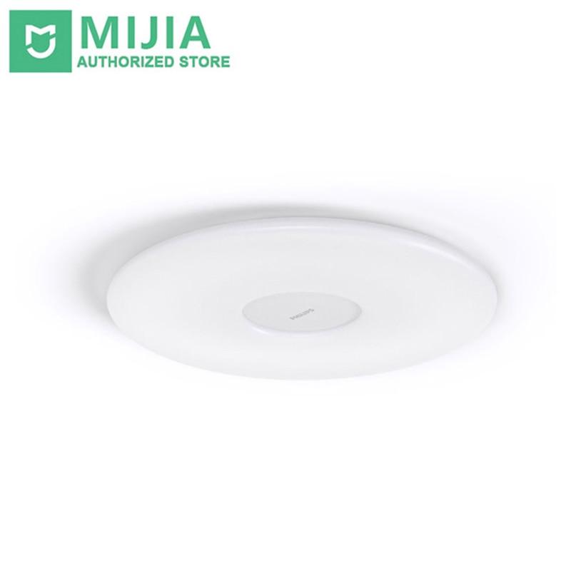 Original Xiaomi Mijia LED Decke Lampe Licht WiFi Fernbedienung Temperatur Und Feuchtigkeit Sensor Ultra Slim