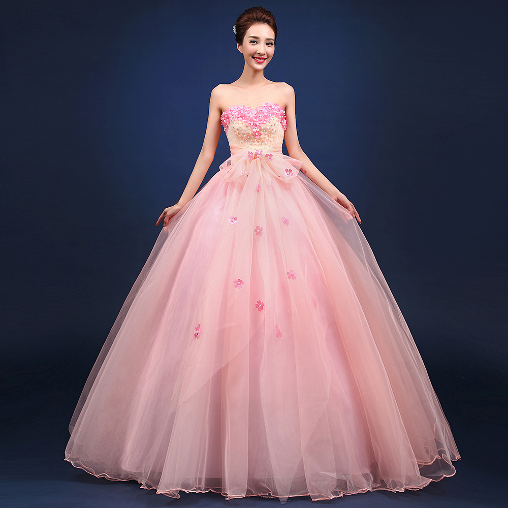Popular Light Pink Quinceanera Dresses-Buy Cheap Light ...