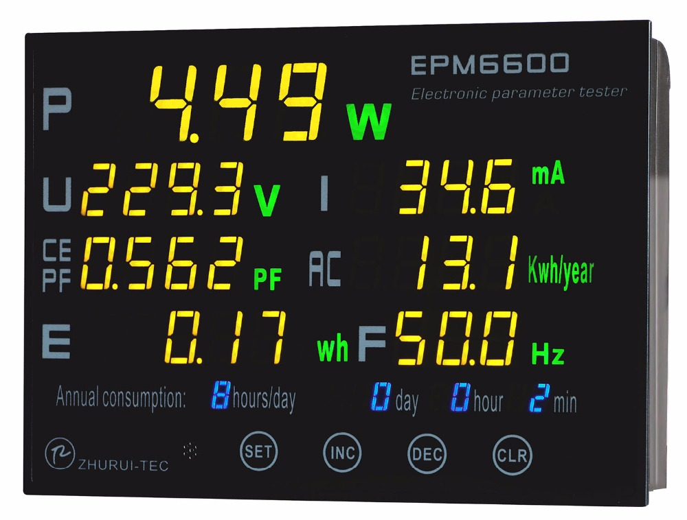 EPM6600 10A/2000W digital AC energy meter/ power meter /measurement of the electric /Frequency / kwh meter shakespeare w the merchant of venice книга для чтения