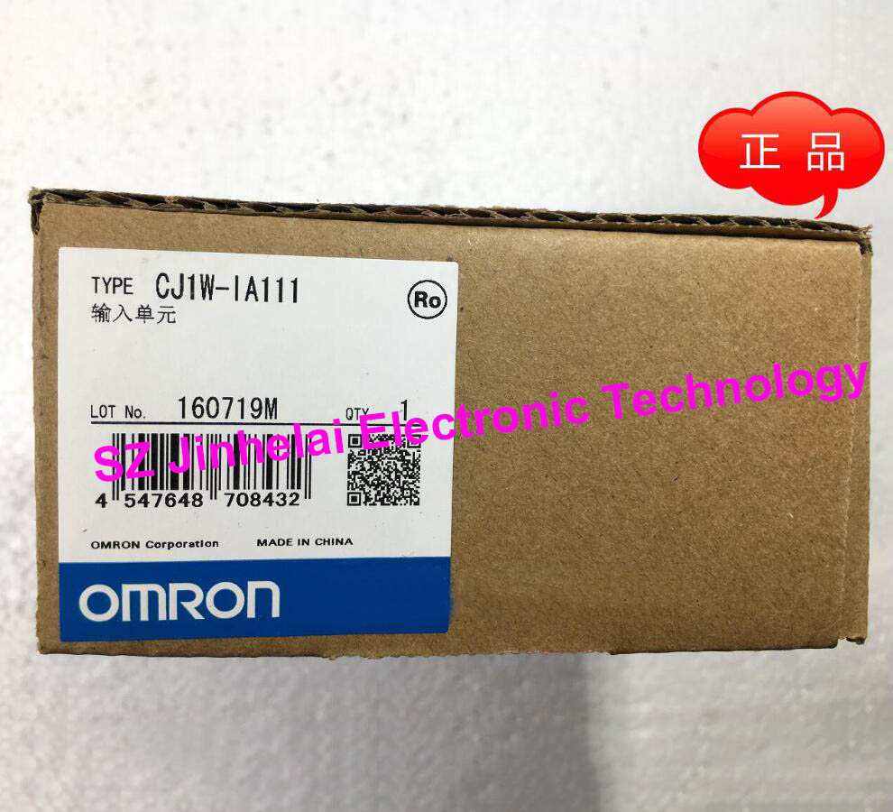 New and original CJ1W-IA111 OMRON PLC input unit new and original cj1w crm21 omron plc componet unit
