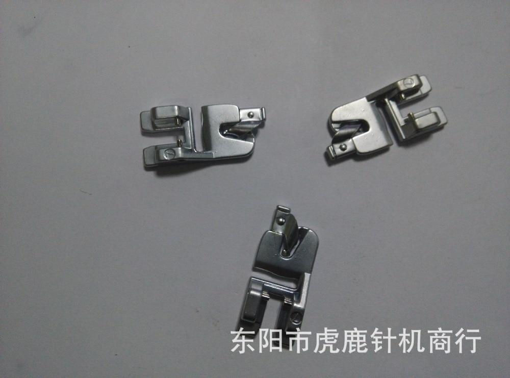 1Pc Creative industrielle machine à coudre Plat Plastique Pied Presseur modèle MT-18