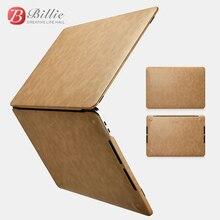 Étui en cuir microfibre, pour Macbook Pro 13, marque de luxe, couvercle Slim, pour Macbook Pro 13
