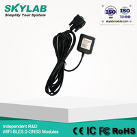 Waterproof Usb Interface Gnss Gps Glonass With Patch Antenna Gps Receiver G Mouse Replace Skylab Skm55