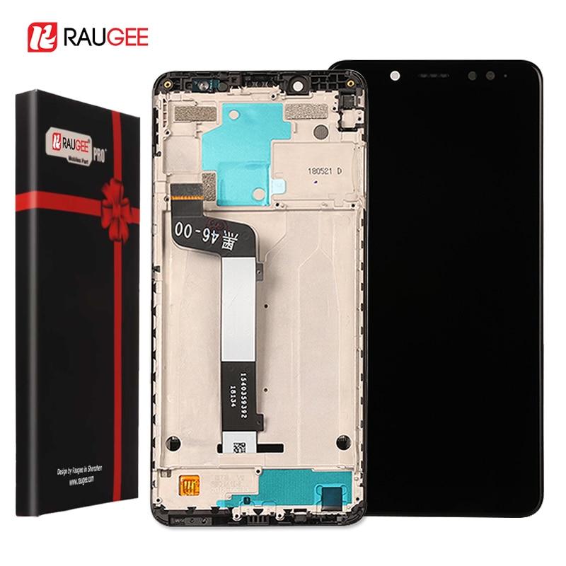 Xiaomi Redmi Note 5 pro ЖК-Дисплей Сенсорный экран Замена для Redmi Note 5 Pro Дисплей 10 баллов касается Экран с рамка