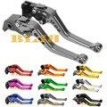 10 Color CNC Adjustable Long&Short Levers Brake Clutch Lever For Yamaha For Yamaha FZ6 FAZER/S2 FZ1 FAZER/GT MT-07 FZ-7 FZ6R FZ8