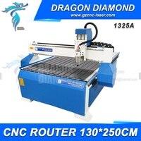 Wood CNC router machine 1300*2500mm