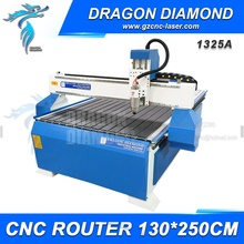 Wood CNC router machine 1300*2500mm