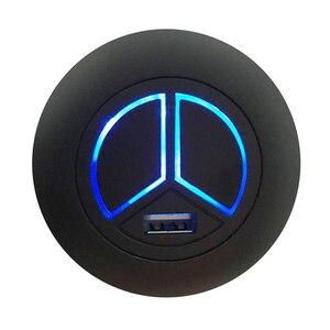 Image 1 - 5 İğneler elektrikli uzanmış sandalye 2 anahtarı uzaktan kumanda USB bağlantı noktası LED göstergesi düz/viraj kafası kontrol anahtarı OKIN