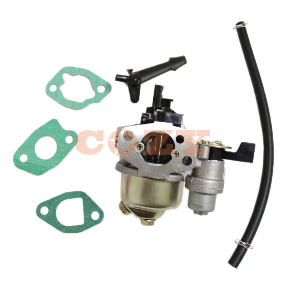 Carb Carburetor W Free Gaskets For Honda Gx160 Gx168 Gx200 Engine 5 5hp 6 Hp 168f 170f Huayi Gasoline Generators Oil Switch In Tool Parts From Tools On