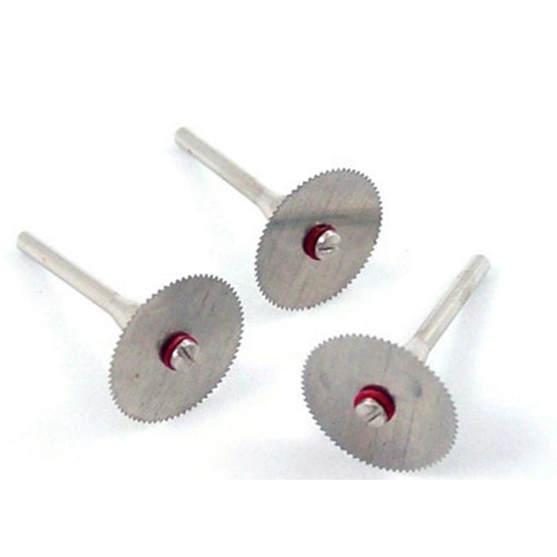 5x 32 mm metalo pjovimo diskas dremel sukamasis įrankis sukamaisiais - Abrazyviniai įrankiai - Nuotrauka 2