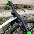 Велосипед с рамой полностью из углеродного волокна, МТБ, интегрированый гонках BMX велосипеды Руль UD матовый велосипед бары ручки 720/740/760 мм З...