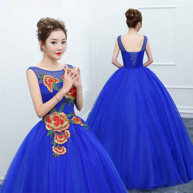 Vestidos De 15 Anos Luxury Beaded Sequined Ball Gowns Red Quinceanera Dresses Sweet 16 Dresses Girls Brithday Prom Party Dress