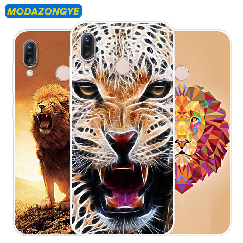 ASUS ZenFone Max M1 ZB555KL Case 5.5 Soft TPU Phone Back Cover ASUS ZenFone Max M1 ZB555KL ZB555 KL ZB 555KL X00PD Case Silicone