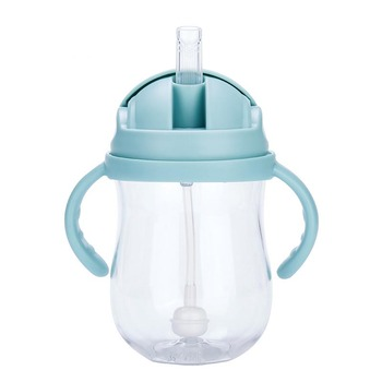 360° Baby Sippy Cup With Straw