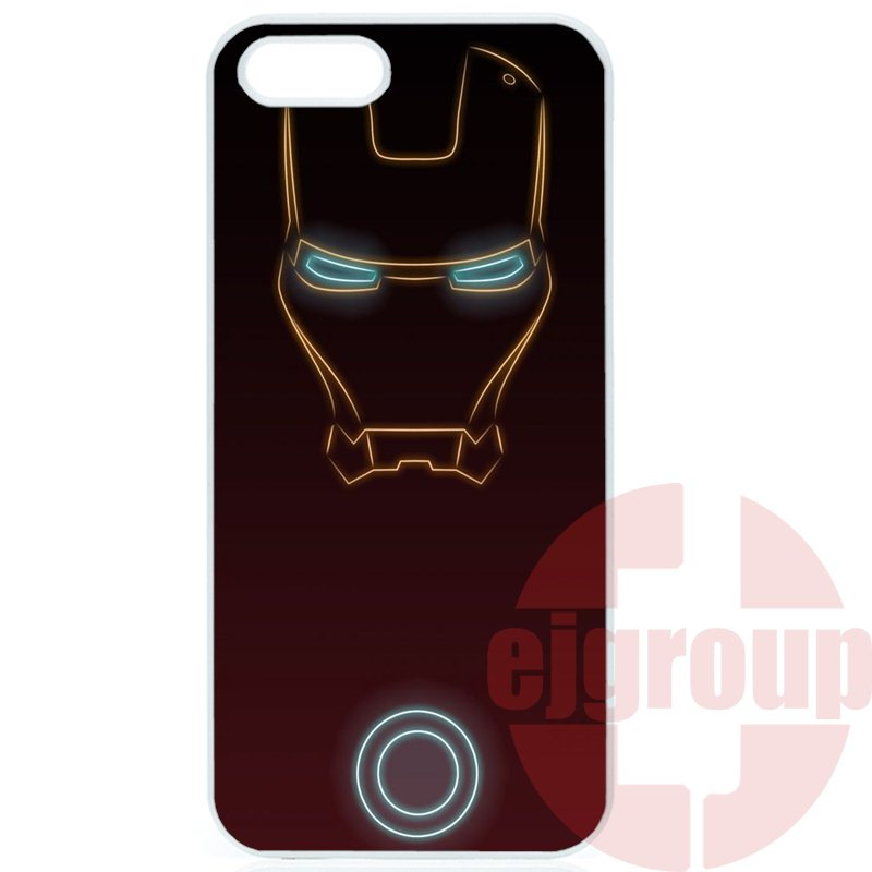 marvel comics iron man Cell Bags For Galaxy Y S5360 Note 3 Neo Ace Nxt Plus On5 On7 On8 2016 For Amazon Fire