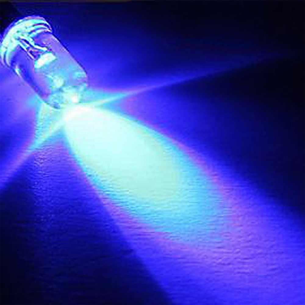 10 Uds. DC 12 V/24 V 18 cm/5mm precableado luz LED para lámpara bombilla de diodo emisor