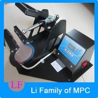 Portable Digital Mug Heat Press Machine Cup Heat Press DIY Creative Tool 220V 110V