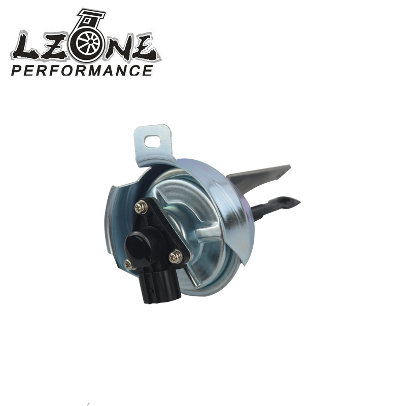 LZONE - Turbo turbocharger wastegate actuator with sensor 753556-0002,756047-0002 for Citroen C4 C5 Peugeot 307 308 407 508 607 pupa лак для ногтей lasting color gel 010 кварцевый кристалл