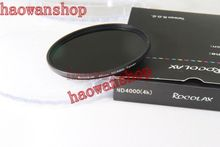 37 39 40 40.5 43 46 49 52 55 58 62 67 72 77 82 95 mm ND4000 ND4K Neutral Density ND Filter 12-Stop for canon nikon pentax camera
