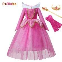 Robes Tutu de princesse fantaisie pour filles