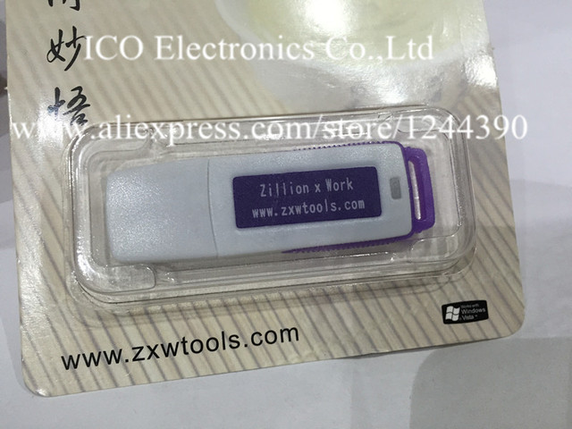 Zillion x Work ZXW Dongle with software Repair circuit board PCB