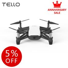 In Stock! Tello drone DJI Perform flying stunts, shoot quick videos with EZ Shots and learn about drones with coding education