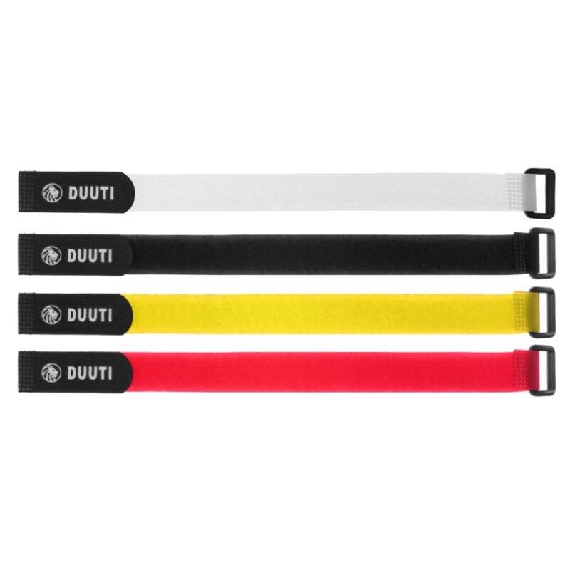 5PCS Bicycle Fixing Strap Multi Functional 35cm Fixed Belt Magic Sticker Cycling