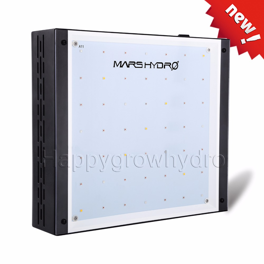 Mars Hydro ECO 49 LED Grow Light Lamp Indoor Garden Plants Full Spectrum Hydroponics System for Indoor Box led grow light lamp for plants agriculture aquarium garden horticulture and hydroponics grow bloom 120w 85 265v high power