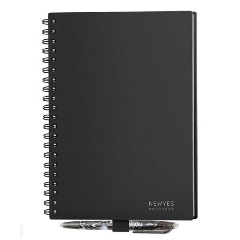 Smart Reusable Erasable Notebook