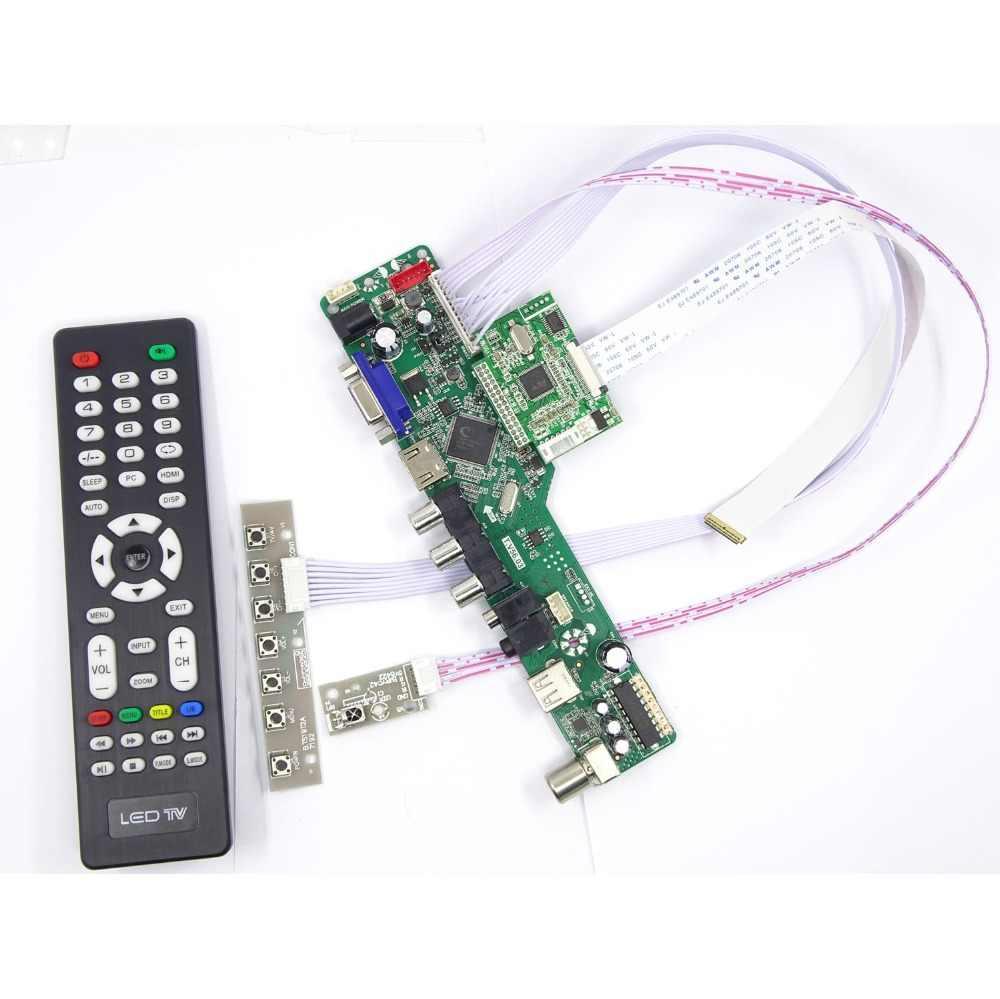 """Dla B156HTN03.6/7 B156HTN03.8/9 ekran w ramach procedury nadmiernego deficytu LCD LED kontroler pokładzie 30pin HDMI VGA monitor 1920X1080 15.6"""""""