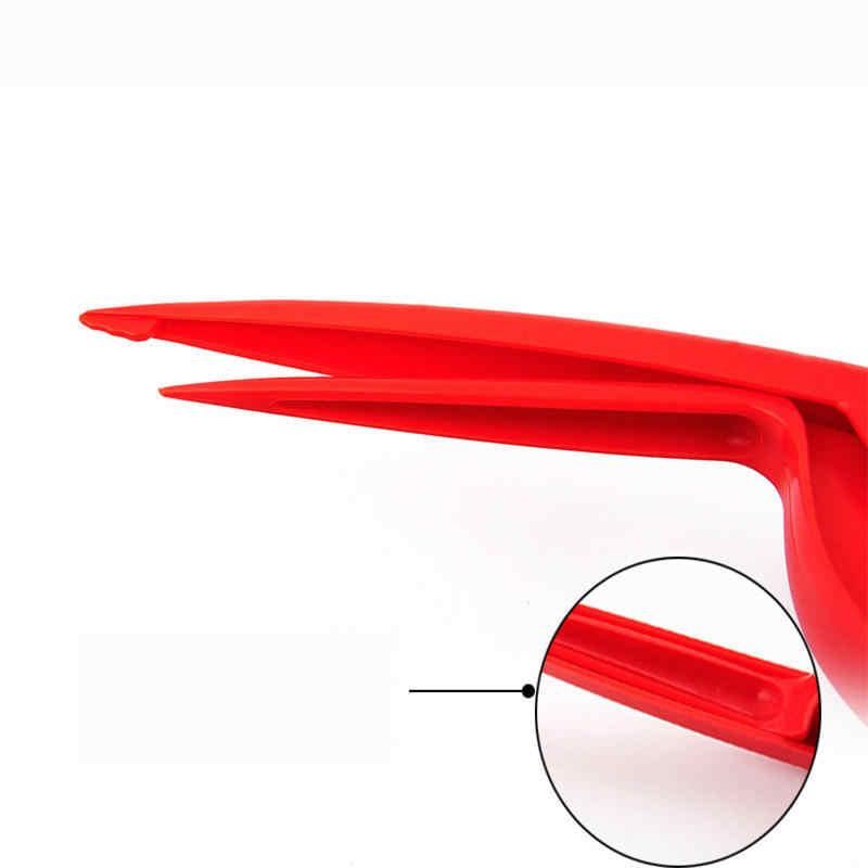 Gamberi Peeler Gambero Deveiner Buccia Dispositivo di Strumenti di Cucina Creativa gadget da cucina 2019 di pulizia coltello da pesce bilance da cucina @ W