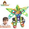 Juguete Magnético 106 UNIDS LittLove Niños Juguetes Educativos Bloques de Construcción De Plástico Robot Fresco Kit Modelos Magnéticos Juguetes del Ladrillo Para Los Niños