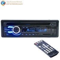 12 V Auto Car Audio Stereo FM Radio DVD VCD CD CD-R CD-RW MP3 MP4/Player Support USB/SD/MMC + Từ Xa điều khiển