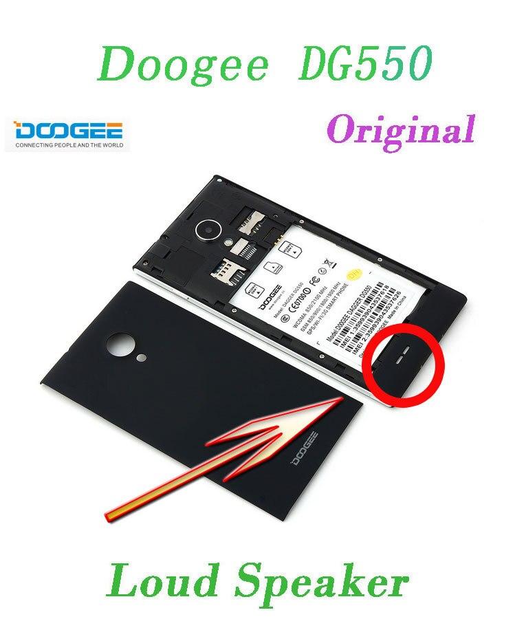 Оригинальные динамиком зуммер звонка для Doogee dg550 MTK6592 5.5 ''IPS HD музыкальный телефон динамик