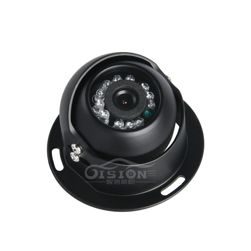 Metal Inside AHD 2.0MP 3.6MM Lens Night Vision IR Vehicle Car Camera For Taxi Bus Train Boat Free Shipping High Quality 4 in 1 ir high speed dome camera ahd tvi cvi cvbs 1080p output ir night vision 150m ptz dome camera with wiper