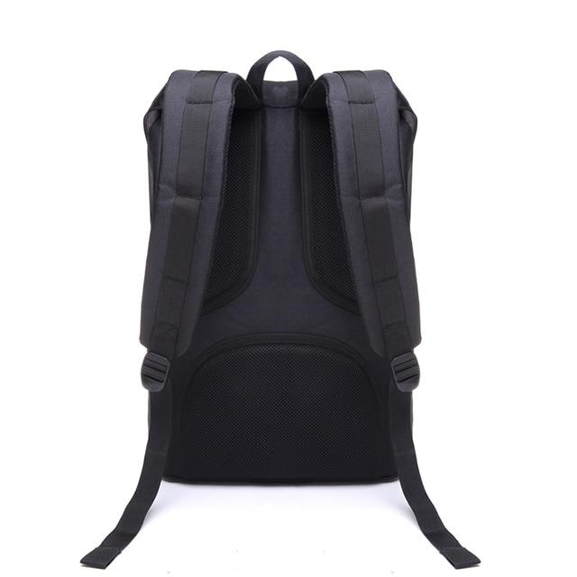 Bodachel Travel Backpack for Men 15.6'' Notebook Laptop Backpack Male Large Capacity Drawstring Knapsack Tourist sac a dos homme 3
