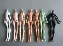 FAI DA TE 9 Colori di Imitazione Demone Mostro Bambole Corpo Nudo Senza Testa Per Monster High Bambole Fairytales 11 Giunti Bambola Corpi