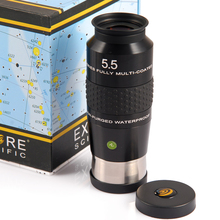 New High Quality Explore Scientific 2″ 100-deg Series Argon-Purged Waterproof Eyepiece 5.5mm