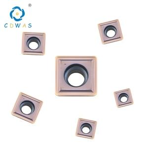 Image 1 - SPMG050204 SPMG060204 SPMG07T308 SPMG090408 SPMG110408 Carbide Insert CNC Draaibank Draaien Tool Cutter voor SP Type U Boor tool