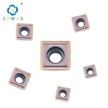SPMG050204 SPMG060204 SPMG07T308 SPMG090408 SPMG110408, herramienta de torneado de torno CNC de inserción de carburo, cortador para herramienta de brocas SP tipo U