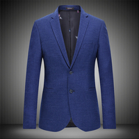 Top Quality Men Suit Blazer 2018 New Spring Men S Casual Blazer Jacket Long Sleeved Slim