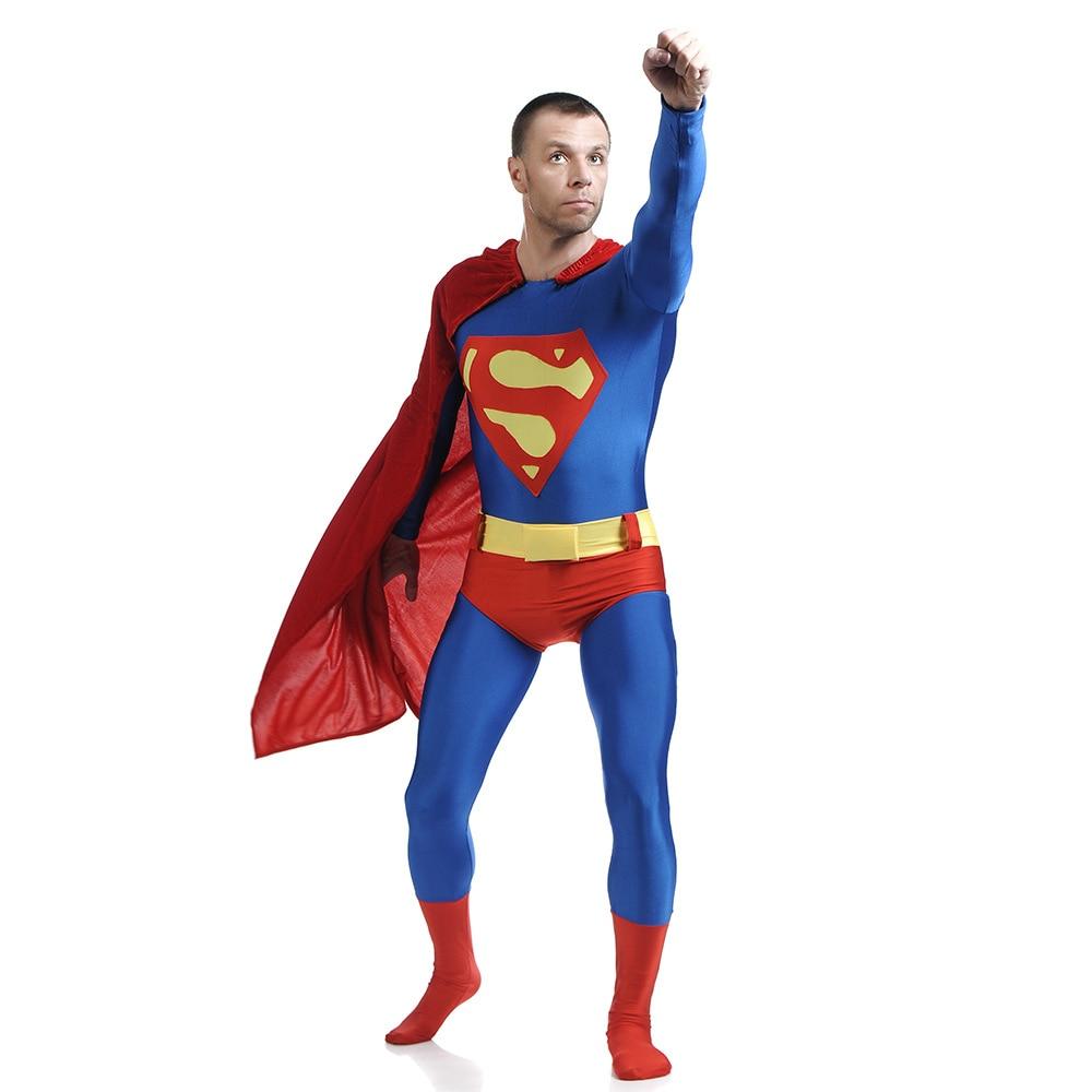 karneval kigurumi zabava pub pub oder cosplay superman leotard zentai - Karnevalski kostumi