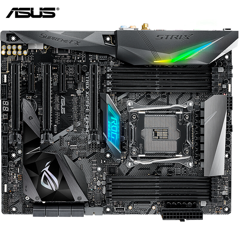 ASUS ROG STRIX X299 E GAMING Motherboard ATX Genuine ASUS