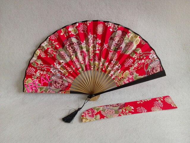 Door Gift Ideas Elegant Red Hand Fan For Wedding Party Door Gift In