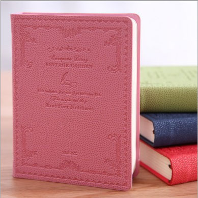 Hot A4 A6 leather Diary Cute notebook paper 128 sheets personal Diary school Notepad note book Office School Supplies Gift a6 diary pink notebook simple fabric 128 sheets coffee gray notepad line paper diary book school office supplies